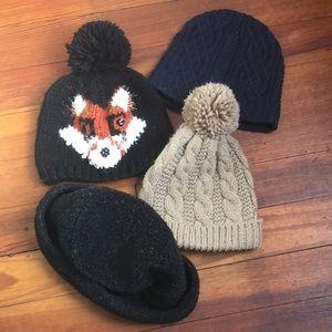 Cute winter hat bundle‼️
